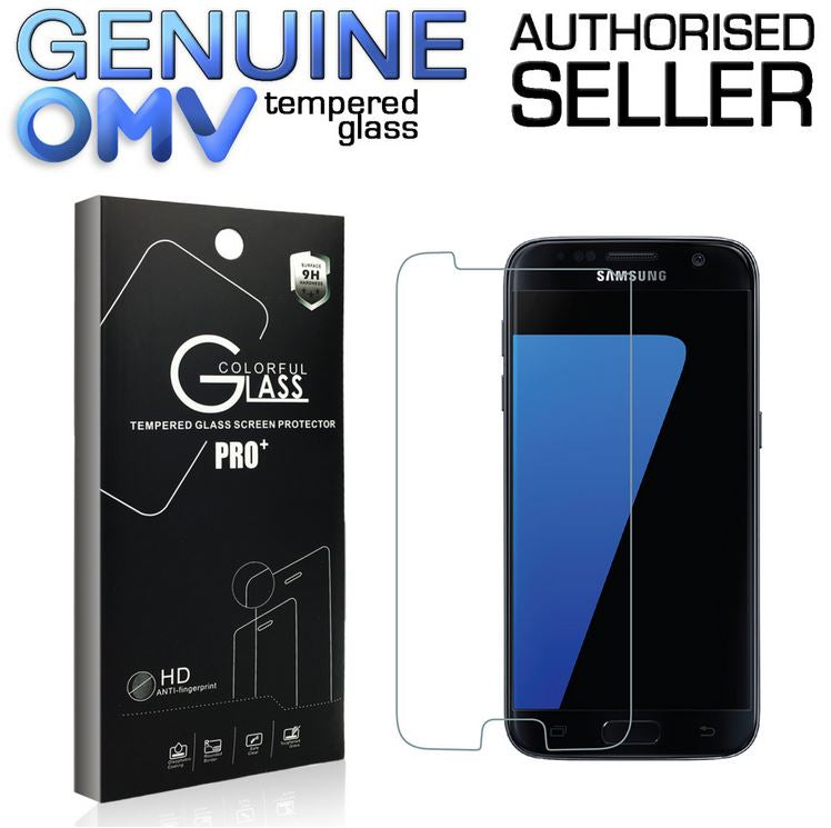 2x Tempered Glass Screen Protector for Samsung Galaxy A5 J1 S6 S7 Edge S8 Plus