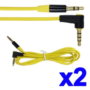 AUX Right Angle Cable 3.5mm Stereo Audio Input Male Auxiliary Extension Car Cord