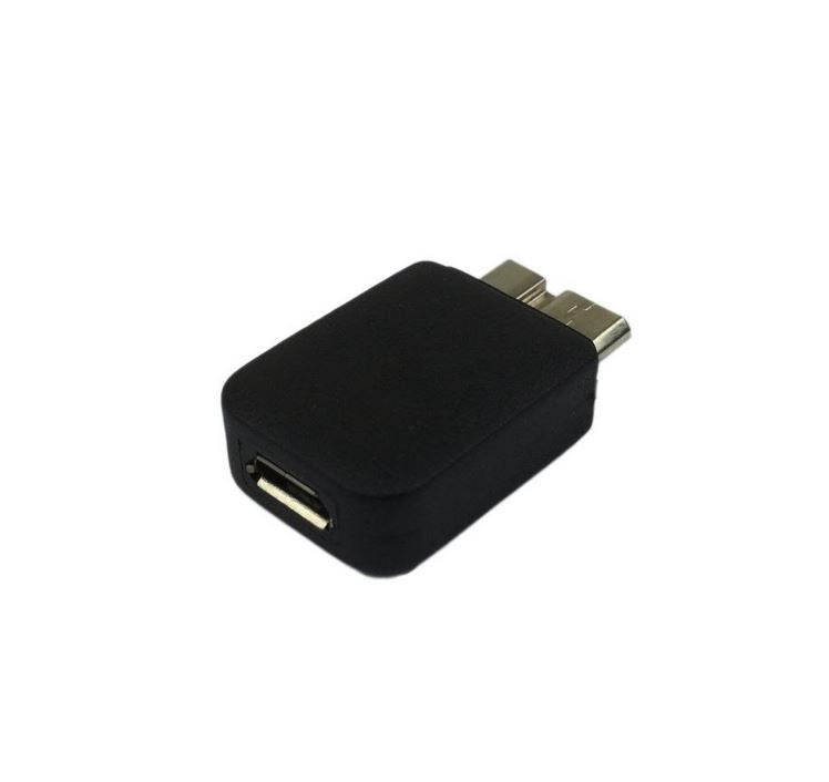Micro USB 3.0 to Charger Cable Adapter for Samsung Galaxy S5 Note 3 N9000 Tab 5