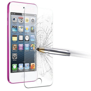 GENUINE OMV Tempered Glass Screen Protector for Apple iPod Touch 5 5th 6 6th Gen