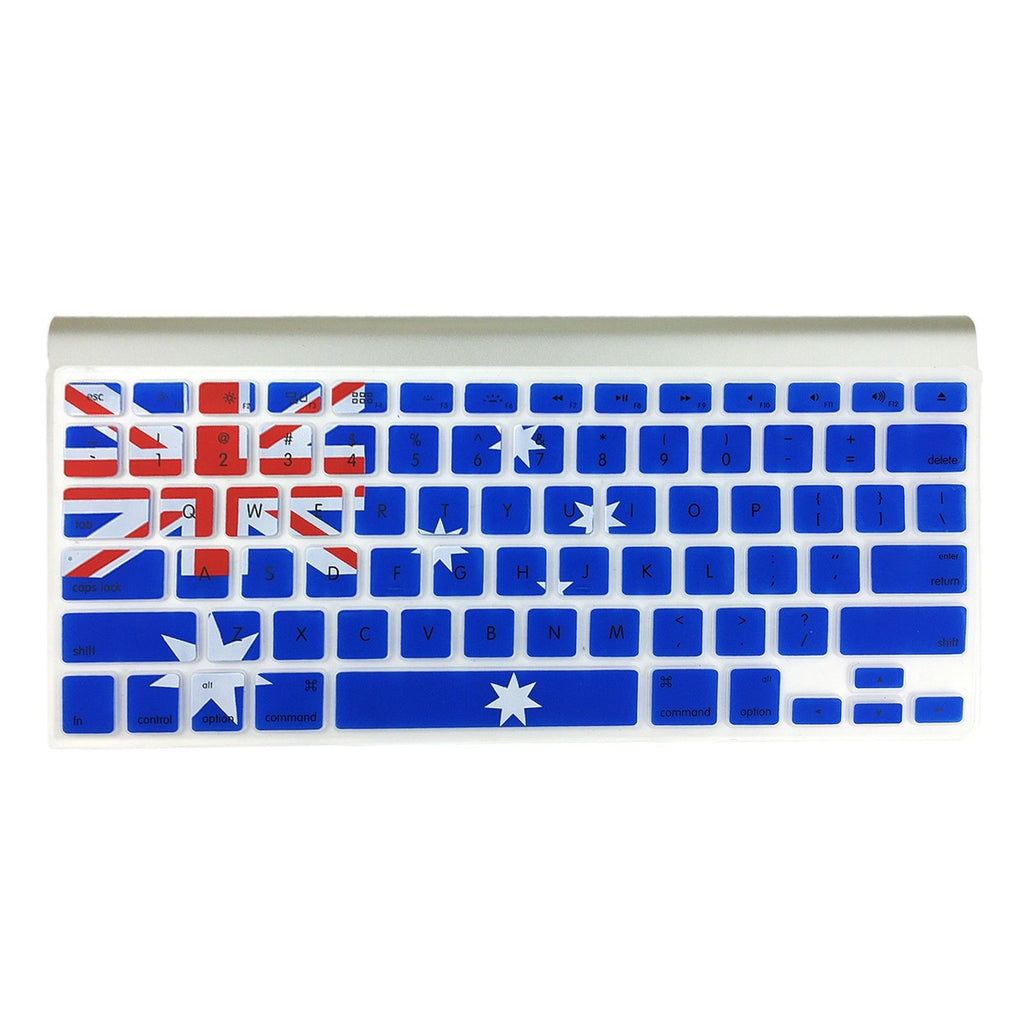 "Australian Flag Keyboard Cover for Apple MacBook 13"" 15"" Air Pro"
