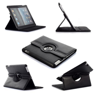 Leather Flip Magnetic Wallet and Stand Case For Apple iPad Pro 9.7""