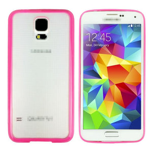 Gel Silicone Thin Matte Back Case Cover for Samsung Galaxy S5 SV 4G G900F i9600