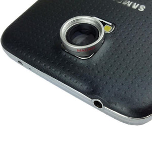 Fisheye + Macro Lens + Wide Angle Photo Camera Set for Samsung Galaxy S6 S5 S4