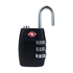 Combination Travel Padlock for Suitcase Bag TSA Approved Luggage Locks