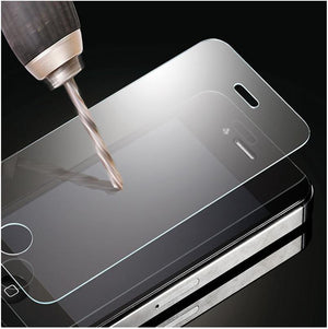 GENUINE OMV Tempered Glass Screen Protector Film Guard for Apple iPhone 4S 4 4G