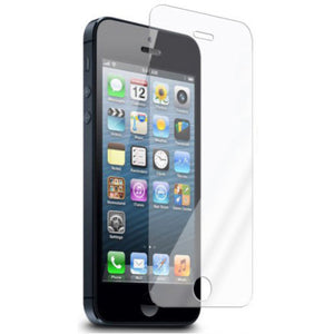2x GENUINE Tempered Glass Screen Protector for Apple iPhone 4 5s SE 6 6s 7 Plus