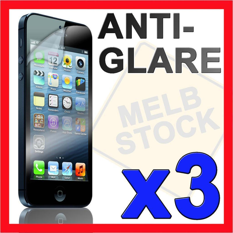 Anti Glare Matte LCD Screen Protector Film Guard NEW for Apple iPhone 5S 5C 5 SE