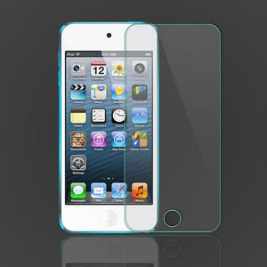 GENUINE Tempered Glass Screen Protector for Apple iPod Touch 4 4th Generation