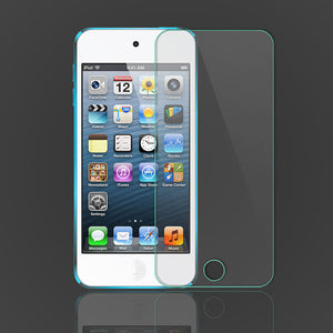 2 x GENUINE Tempered Glass Screen Protector for Apple iPod Touch 4 4th Gen