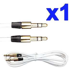 AUX Stereo Cable Music 3.5mm Audio Input Extension Male to Auxiliary for Samsung