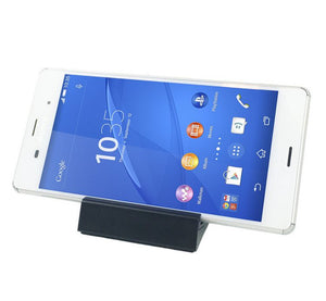 Magnetic Charging Dock Charger Cradle Desk Stand Cradle for SONY Xperia Z3 Z2 Z1