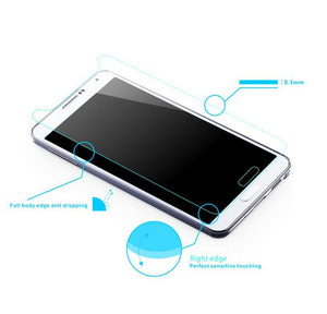 GENUINE OMV Tempered Glass Screen Protector Film for Samsung Galaxy ACE 3