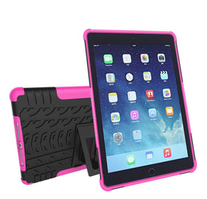 Heavy Duty Shock Proof Stand Case Hard Cover for Apple iPad 4 Air Pro Mini 1 2 3