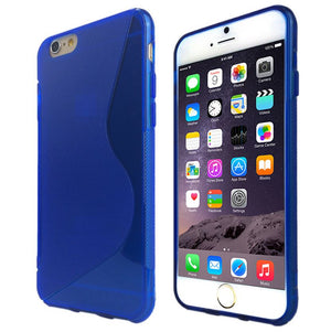 NEW Soft Gel TPU Silicone Thin Back Cover Slim Case for Apple iPhone 7 & 7 Plus