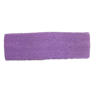 Headband Sweatband Running Sweat Band for Sport Tennis Badminton Yoga Costume