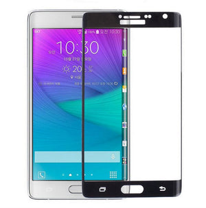 FULL COVERAGE Tempered Glass Screen Protector for Samsung Galaxy Note Edge N9150