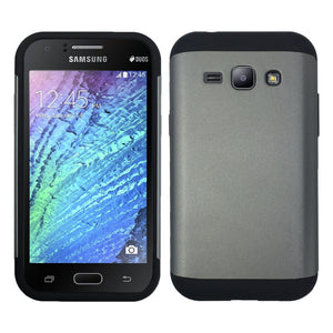 Shockproof Heavy Duty Tough Armor Case for Samsung Galaxy J1 ACE