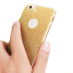 Glitter Thin Soft Gel Case for Apple iPhone 6 & 6S