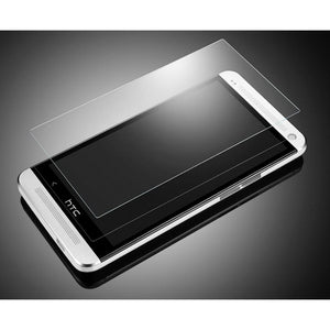 Tempered Glass Scratch Resistant Screen Protector for HTC One M7