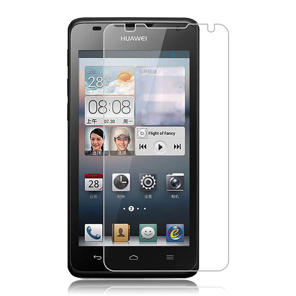 Tempered Glass Scratch Resistant Screen Protector for Huawei Ascend Y530