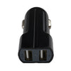 Fast 3.1A Dual Car Charger & Micro USB Cable for Samsung Galaxy S3 S4 S6 S7 Edge Note 5 4