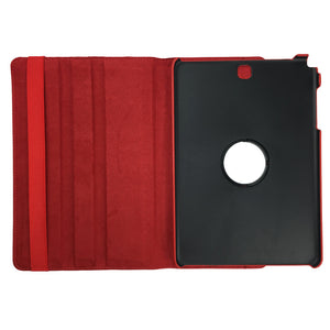 "Rotation Leather Flip Stand Case Cover for Samsung Galaxy Tab S2 8.0"" T710 T715 Tablet"