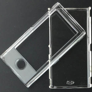 Crystal Clear Transparent Full Hard Case for Apple iPod Nano 7