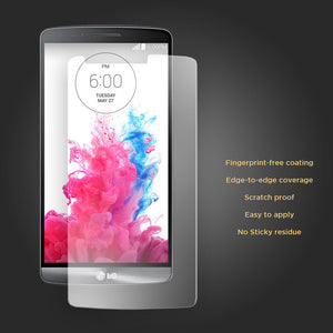 Tempered Glass Scratch Resistant Screen Protector for LG G3