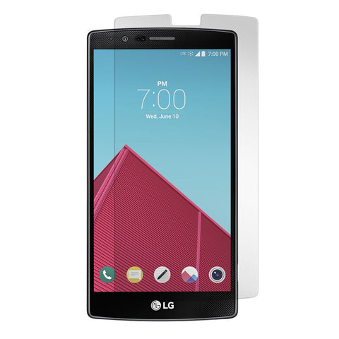 Tempered Glass Scratch Resistant Screen Protector for LG G4