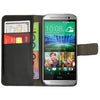 Leather Flip Wallet and Stand Case for HTC Desire 820 & 820T