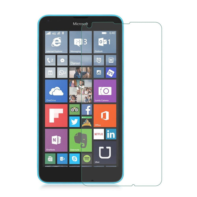 Tempered Glass Scratch Resistant Screen Protector for Nokia Microsoft Lumia 640