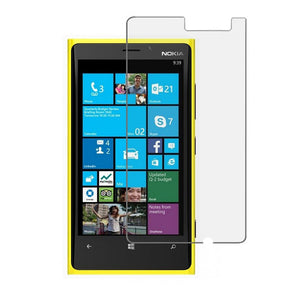 Tempered Glass Scratch Resistant Screen Protector for Nokia Lumia 730 & 735