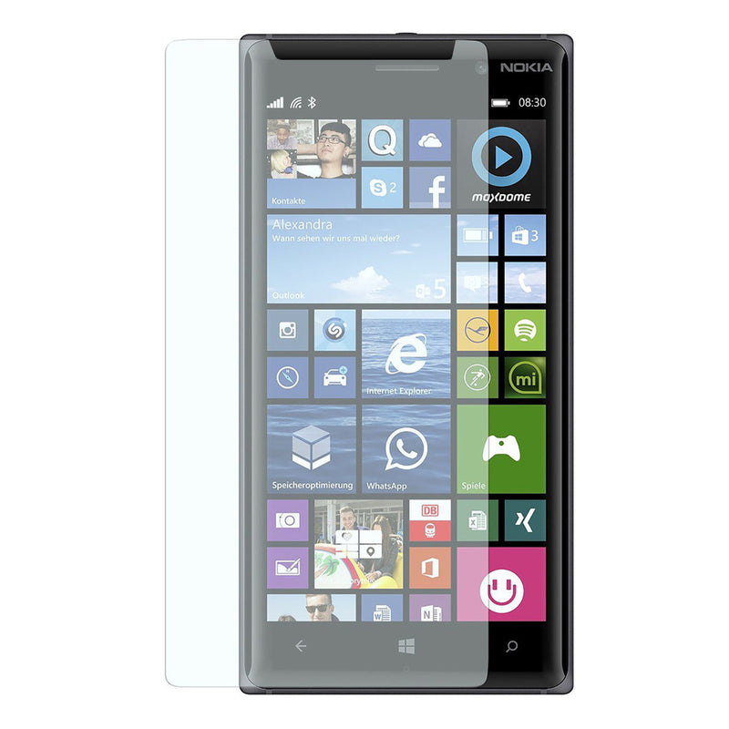 Tempered Glass Scratch Resistant Screen Protector for Nokia Lumia 830