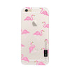 Pattern Fruit, Flower & Animal Clear Soft Gel Case for Apple iPhone 7