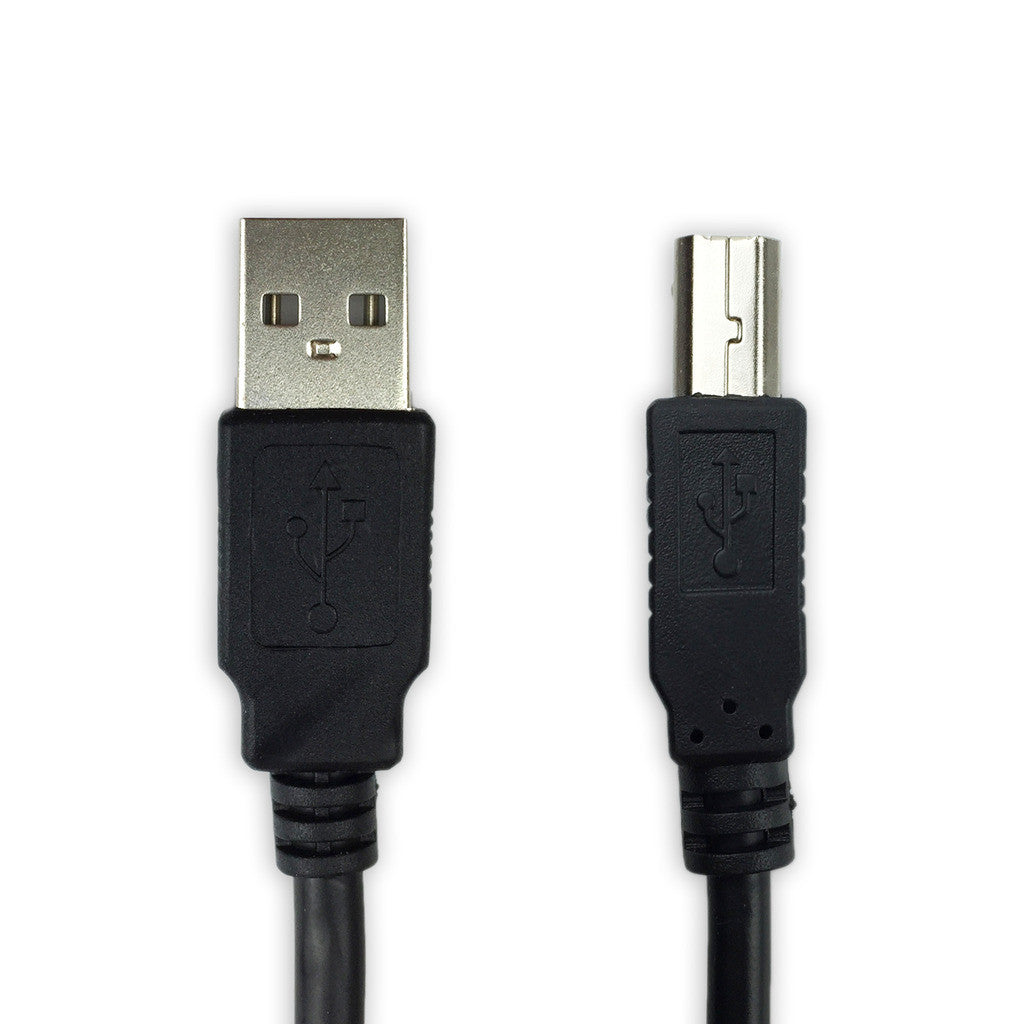 3m USB 2.0 Type A Male to B Printer Cable for HP Canon Dell Brother Epson Xerox