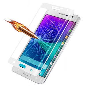 Tempered Glass Full Coverage Screen Protector for Samsung Galaxy Note Edge