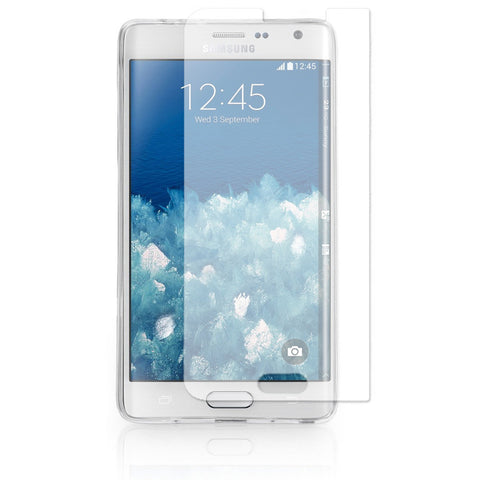 Tempered Glass Scratch Resistant Screen Protector for Samsung Galaxy Note Edge