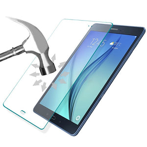 Tempered Glass Scratch Resistant Screen Protector for Samsung Galaxy Tab A 8.0""