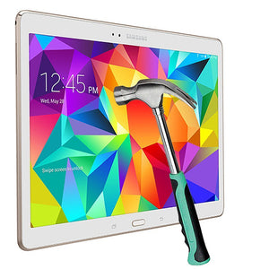 Tempered Glass Scratch Resistant Screen Protector for Samsung Galaxy Tab S 10.5""