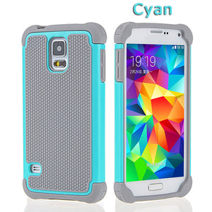 Shockproof Heavy Duty Tough Case for Samsung Galaxy S5