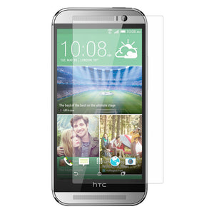 Crystal Clear Soft Gel Case for HTC ONE M9