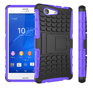 Shockproof Tough Heavy Duty Stand Case for SONY Xperia Z5