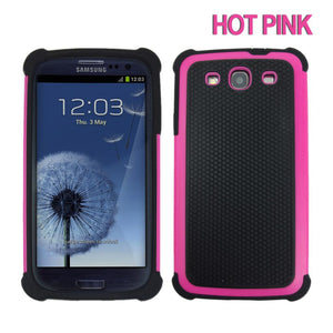 Shockproof Heavy Duty Tough Case for Samsung Galaxy S3