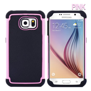 Shockproof Heavy Duty Tough Case for Samsung Galaxy S6 Edge