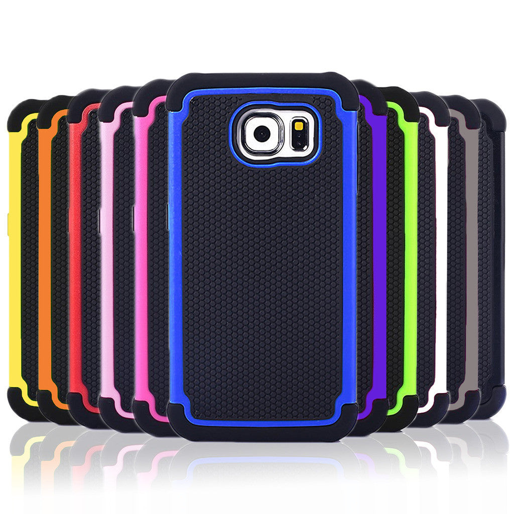 Shockproof Heavy Duty Case for Samsung Galaxy S6 EDGE
