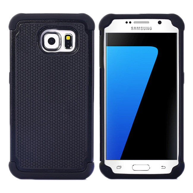 Shockproof Heavy Duty Tough Case for Samsung Galaxy S7 Edge