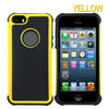 Shockproof Heavy Duty Tough Case for Apple iPhone 5S & 5