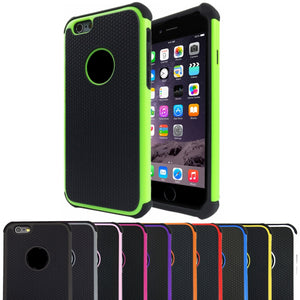Shockproof Heavy Duty Tough Case Cover for Apple iPhone 6S Plus & 6 Plus