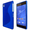 S-Curve Clear Soft Gel Case for Sony Xperia Z3 Compact
